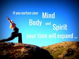 Nurture Your Mind and Body