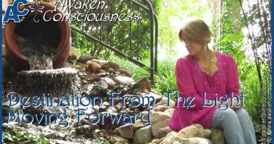 Destination from the Light – Moving Forward