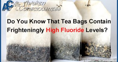 DO YOU KNOW WHAT'S IN YOUR TEA?