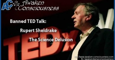 Banned TED Talk The Science Delusion