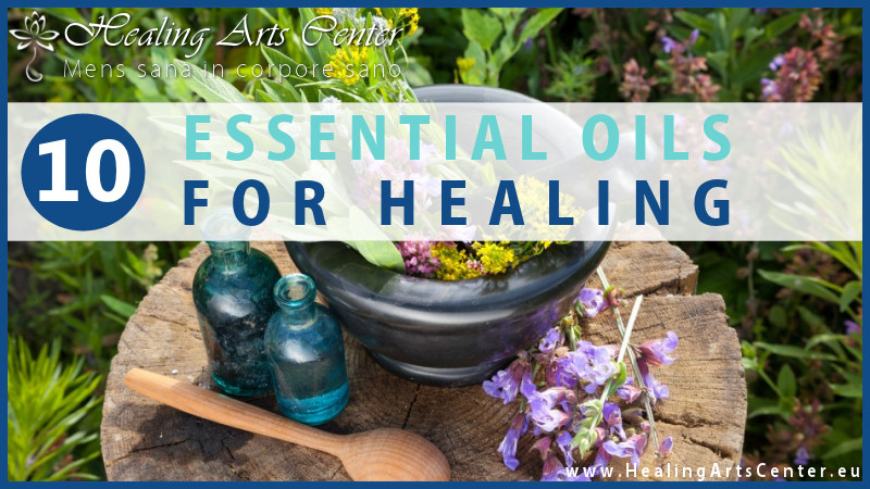 10 essential oils for healing