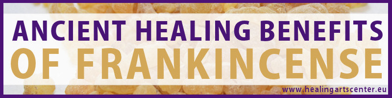 Ancient Healing Benefits of Frankincense - small banner
