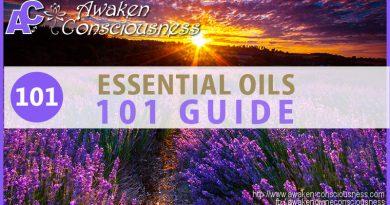 Essential Oils 101 Guide