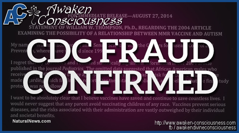 Center for Disease Control and Prevention involved in Fraud
