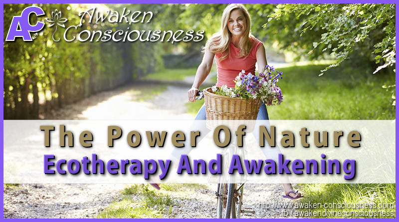 The Power of Nature - Ecotherapy and Awakening