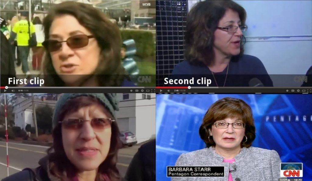 CNN Crisis Actor Exposed