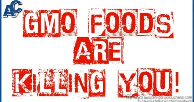 GMO's are killing you - your children - and generations to come