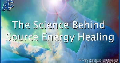 THE SCIENCE BEHIND SOURCE ENERGY HEALING