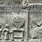 Chronology of Mankind from Creation up until the Apocalypse