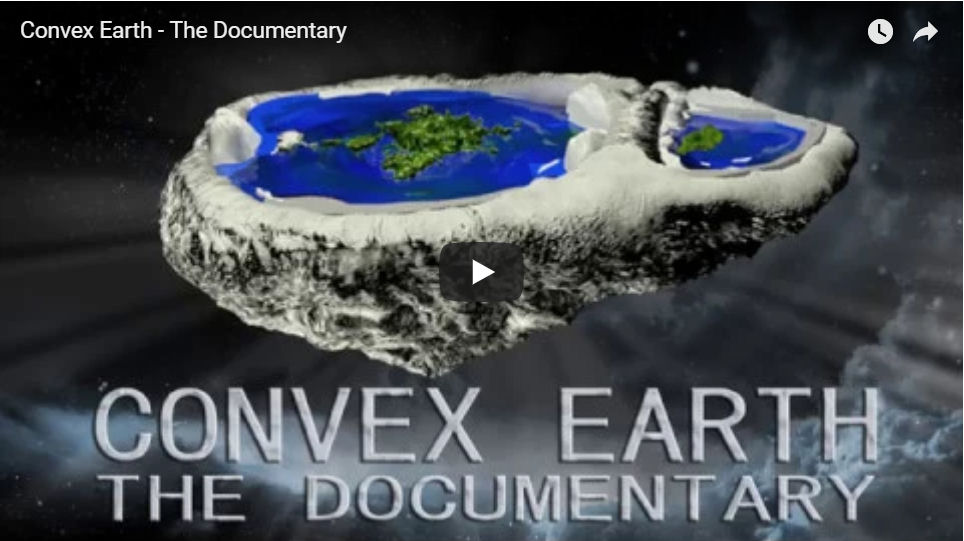 Convex earth