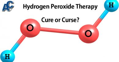 Hydrogen Peroxide Therapy –  Curse or Cure